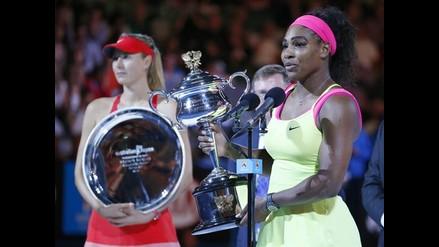 Abierto de Australia: Serena Williams es la nueva reina tras vencer a Sharapova