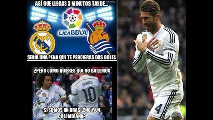 Real Madrid y los mejores memes tras su goleada a la Real Sociedad