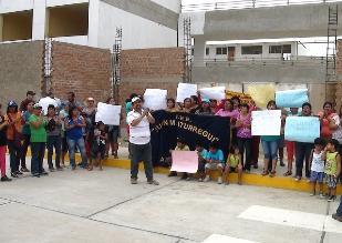 Lambayeque: Minedu y Apafa abordarán problemática de colegio Iturregui