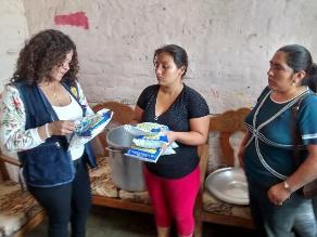 Inician depuración de beneficiarios de programas sociales en Chiclayo