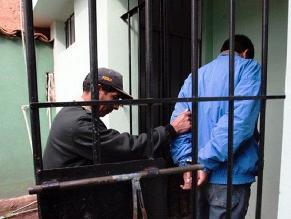 Hombre armado generó pánico dentro del gobierno regional de Ucayali