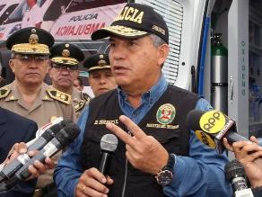 Urresti niega irregularidades en orden de captura contra Belaunde Lossio