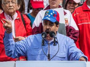Maduro insiste en que vicepresidente de EEUU anunció un plan para derrocarlo
