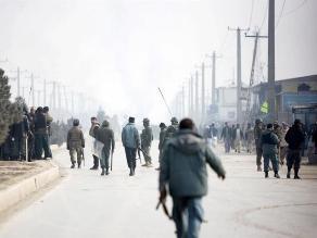 Afganistán: 31 muertos en ofensivas militares y ataques talibanes