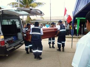 Bagua: hallan a cuarta víctima de embarcación hundida en el río Marañón