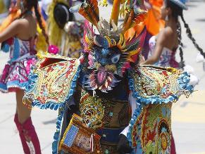 Más de 100 mil danzantes participarán en fiesta de La Candelaria