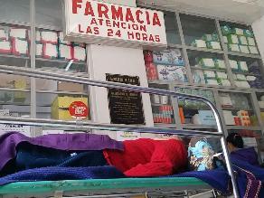 Huancayo: 900 mil soles nunca fueron devueltos a farmacia del Carrión