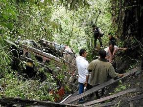 Lambayeque: tres accidentes dejaron dos muertos y seis heridos