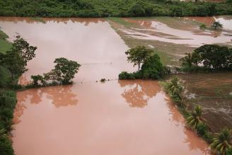 San Martín: ministro de Agricultura culmina inspección a zonas afectadas