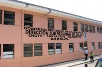 Cajamarca: nuevo director de la DISA-Chota aún no puede asumir funciones
