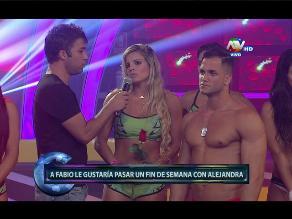 Fabio Agostini negó interés en Alejandra Baigorria por conveniencia