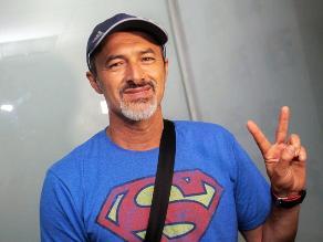 Carlos Alcántara: ´No creo que haya Asu Mare 3´