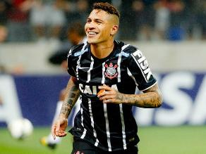 Paolo Guerrero es inscrito para jugar Copa Libertadores con Corinthians