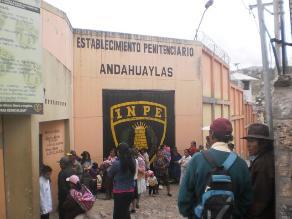 Apurímac: capturan a presunto violador de menor de 15 años