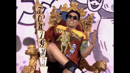 'El Príncipe del Rap': ¡Jimmy Fallon recreó 'intro' de la serie!