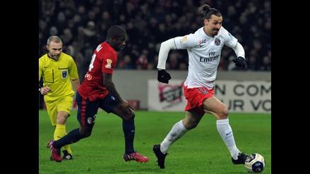 Paris Saint Germain se metió a la final de la Copa de la Liga de Francia