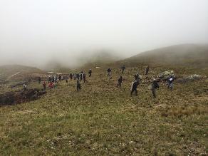 Minera Yanacocha destruyó casa de campesina Máxima Acuña