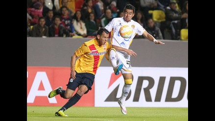 Copa Libertadores: The Strongest sacó empate 1-1 ante Morelia en México