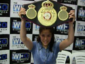 Box: Carolina Álvarez será la nueva rival de Linda Lecca por título AMB