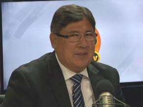 Guillermo Alarcón: Dictan 18 meses de prisión preventiva a exdirectivo
