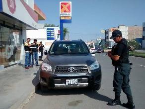Caso Torres: policía incautan camioneta de Jorge Incháustegui