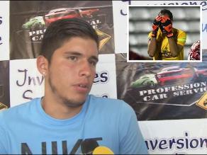 Universitario: Benincasa se solidarizó con Alianza Lima por goleada