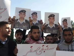 Jordania ejecuta a terrorista Al Rishawi tras asesinato de piloto