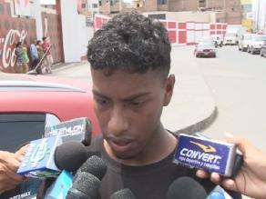 Alianza Lima 0-4 Huracán: Miguel Araujo se disculpa por agresión a hincha