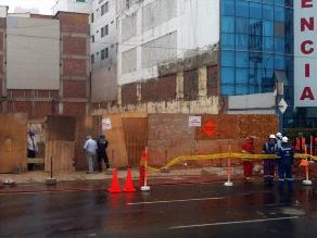 Fuga de gas en San Martín de Porres: tres trabajadores atendidos de urgencia