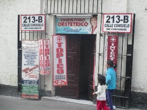 Continúa clausura de tópicos en la ciudad de Arequipa