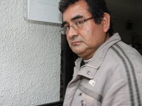 Chimbote: confirman que César Álvarez bajó 30 kilos en la cárcel