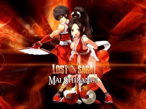 Mai Shiranui se suma a videojuego Lost Saga