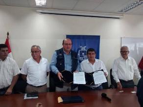 Lambayeque: se suscribieron dos convenios con Ministerio de Vivienda