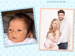 Shakira: Conoce a Sasha, el segundo bebé de la cantante