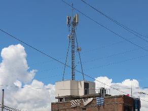 Junín: MTC realizó 280 mediciones de radiación por antenas de telefonía
