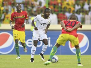 Ghana clasificó a la final de la Copa de África tras invasión a la cancha