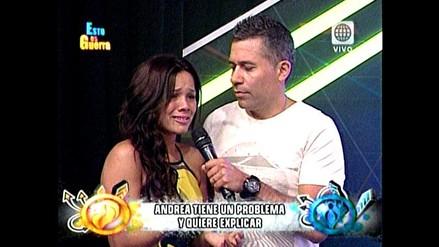 EEG: Andrea San Martín no quiere estar en el equipo de Los Leones