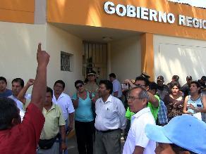 La Libertad: directores piden intervención de presidente regional