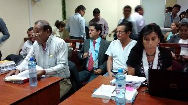 Chimbote: ratifican prisión preventiva contra exalcalde prófugo