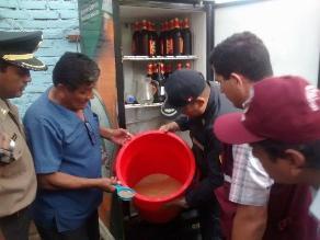 Chiclayo: inspeccionan restaurantes campestres en el sector Callanca