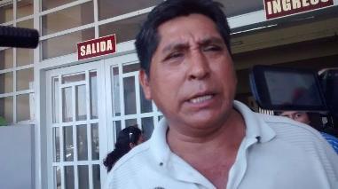Chimbote: liberan a exdirigente implicado en