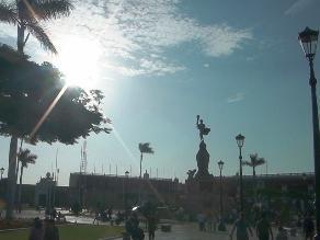 Trujillo: Sensación de calor alcanza 30 grados este verano