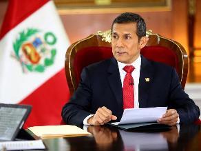 Quince partidos acudirán al diálogo convocado por Humala