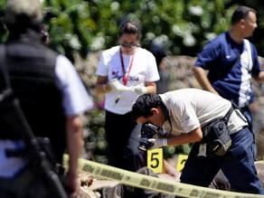 México: Dos heridos tras ataque con un explosivo a sede de televisión