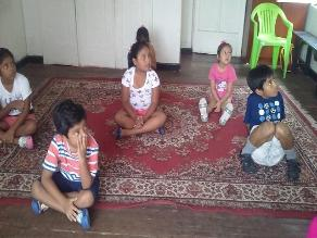 Chiclayo: utilizan el teatro para desarrollar capacidades de los niños
