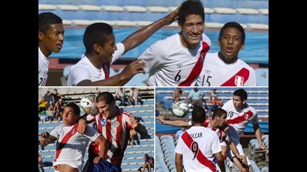 Perú vs. Paraguay: revive la victoria nacional en el Sudamericano Sub 20