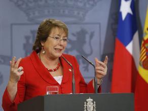 Chile: Dan crédito de US$ 10 millones a nuera de Michelle Bachelet