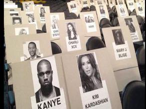 Grammy 2015: ¿Dónde se sentarán los famosos?