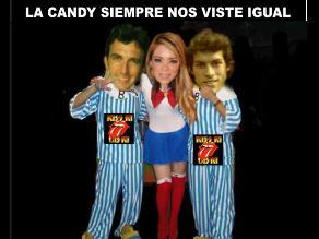 Magaly: los memes sobre Antonio Pavón y Sheyla Rojas