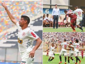 Universitario y las mejores postales del triunfo sobre León de Huánuco